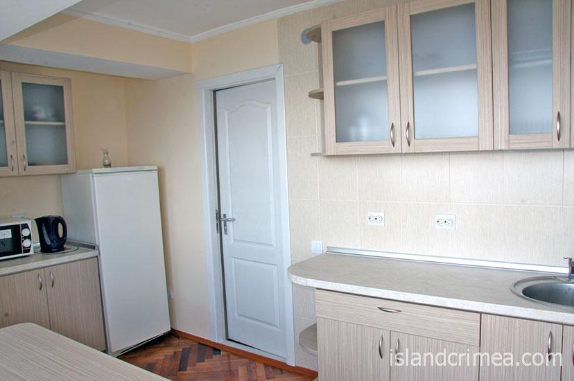 """Санаторий """"Ай-Петри"""", люкс с кухней."""