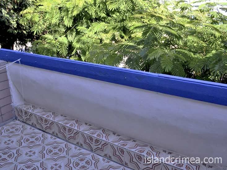 """Отель """"Ателика Морской уголок"""", 2-местн. улучшенный, балкон."""