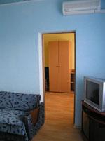 База отдыха Акватория, 2-х комнатный номер.