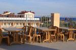 База отдыха Акватория, площадка для отдыха.