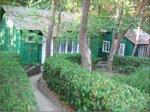 База отдыха Магарач, домик с удобствами на блок.
