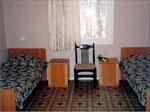 База отдыха Магарач, двухместный номер с удобствами на блок.
