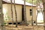 База отдыха Магарач, трехместный домик с кухней.