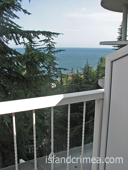 "База отдыха ""Мечта"", двухместный номер, балкон, корпус 2."