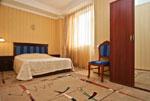 ДТП имени Чехова, люкс, спальня.