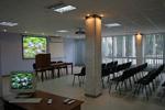 Конференц-зал гостиницы Алушта.
