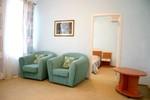 Гостиница Парус, трехкомнатный люкс