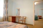 Гостиница Парус, двухместный трехкомнатный люкс