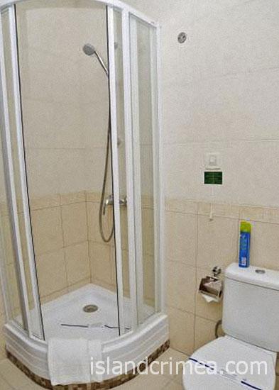"""Курорт-отель """"Пальмира-Палас"""", стандарт B плюс, душ"""