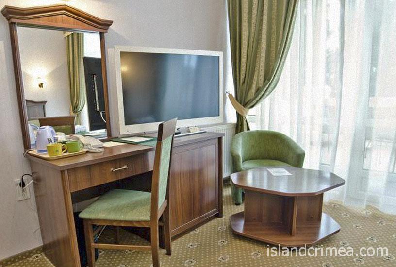 """Курорт-отель """"Пальмира-Палас"""", стандарт B комфорт"""