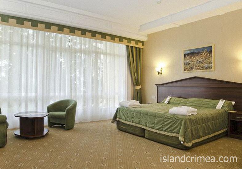 """Курорт-отель """"Пальмира-Палас"""", стандарт А"""