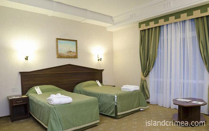"""Курорт-отель """"Пальмира-Палас"""", стандарт А, раздельные кровати"""