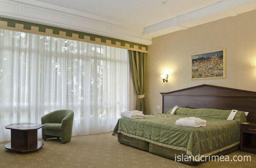 """Курорт-отель """"Пальмира-Палас"""", стандарт А плюс"""