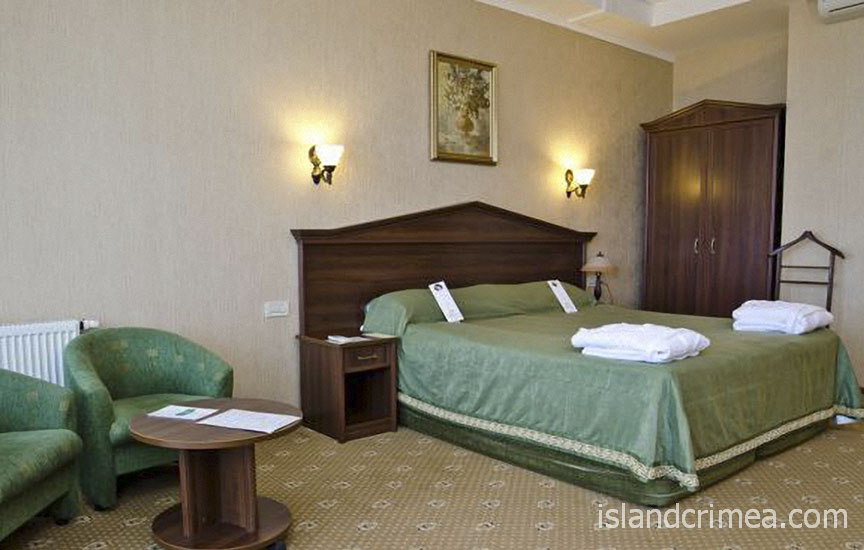 """Курорт-отель """"Пальмира-Палас"""", стандарт А комфорт"""