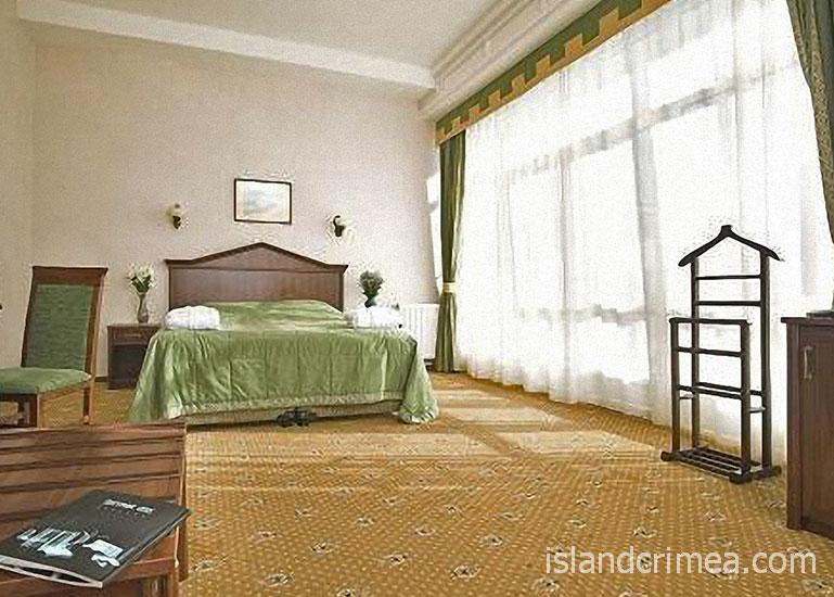 """Курорт-отель """"Пальмира-Палас"""", полулюкс-студия"""