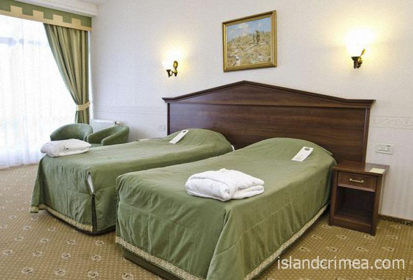 """Курорт-отель """"Пальмира-Палас"""", люкс комфорт"""