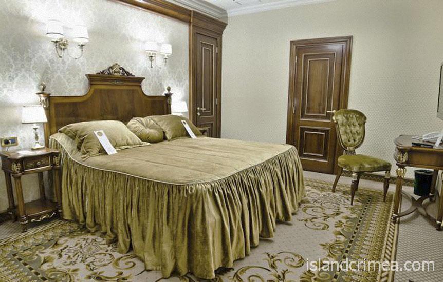 "Курорт-отель ""Пальмира-Палас"", апартаменты Милан"