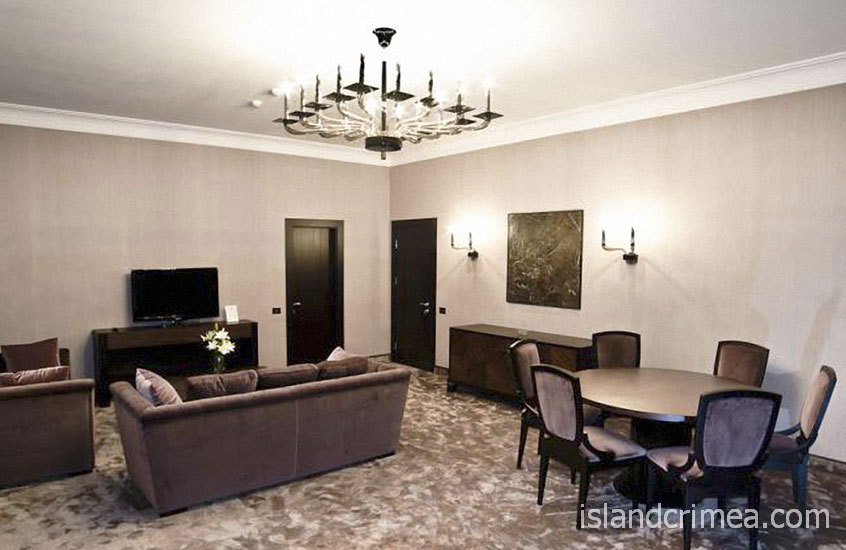 """Курорт-отель """"Пальмира-Палас"""", апартаменты Нью-Йорк"""