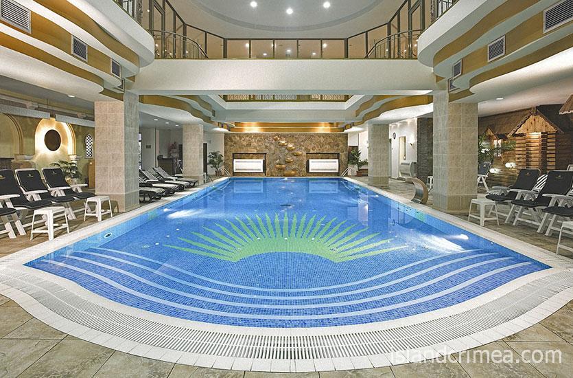 "SPA-центр курорт-отеля ""Пальмира-Палас"""