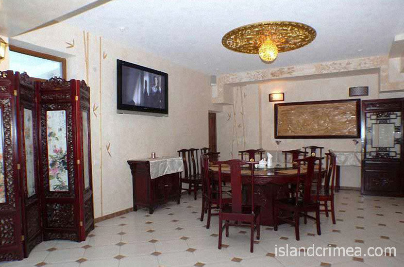 """Ресторан отеля """"Веселый Хотэй"""""""