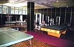 ДТУ Кацивели, тренажерная, бильярдный зал.