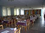 Медицинский центр Медики-Чернобылю, столовая.