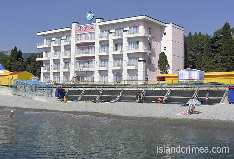 """Отель """"Морской""""."""
