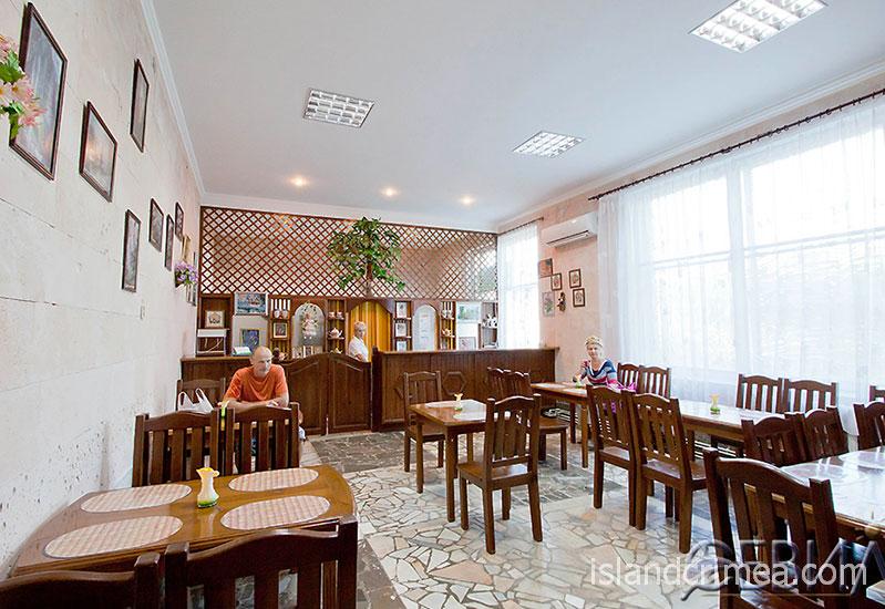 """ОЛЦ """"Северный"""", кафе"""