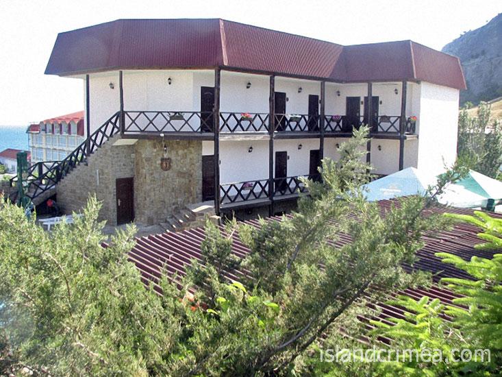 "Курортный отель ""Бастион"", корпус 3"