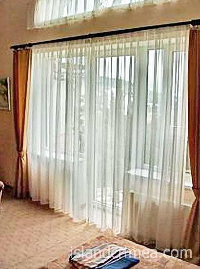 """Отель """"Бриз"""", двухместный номер 1-й категории, окно"""