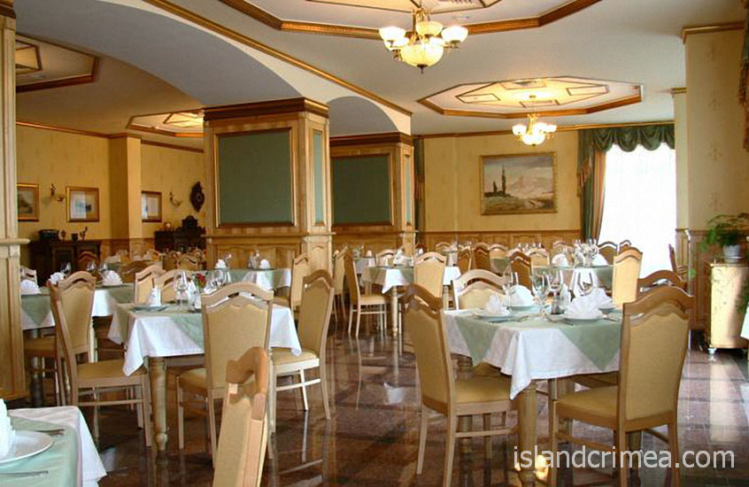 """Ресторан гостиного двора """"Князь Голицын"""""""