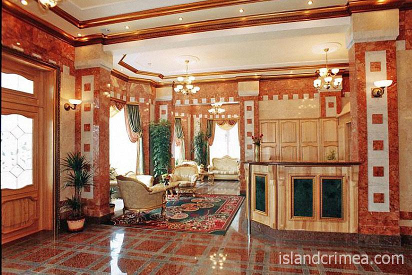 """Гостиный двор """"Князь Голицын"""", холл"""