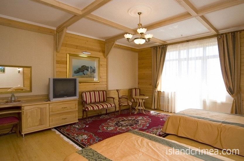 """Гостиный двор """"Князь Голицын"""", номер Studio море"""