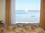 """Отель """"Лагуна"""", номер люкс, вид из окна"""