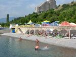 """Парк-отель """"Porto-Mare"""", пляж"""