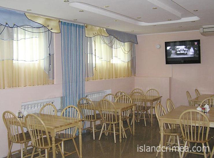 """Отель """"Русское море"""", кафе"""