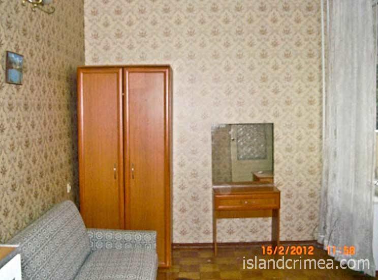"""Пансионат """"Парковый"""", 2-комнатный номер с удобствами, гостиная"""