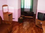 Отель Юстас-Крым, двухместный номер, тип А.