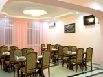 "Пансионат ""Виренея"", обеденный зал ресторана"