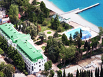 """Отель """"Radisson Sas Resort"""", территория отеля и пляж"""