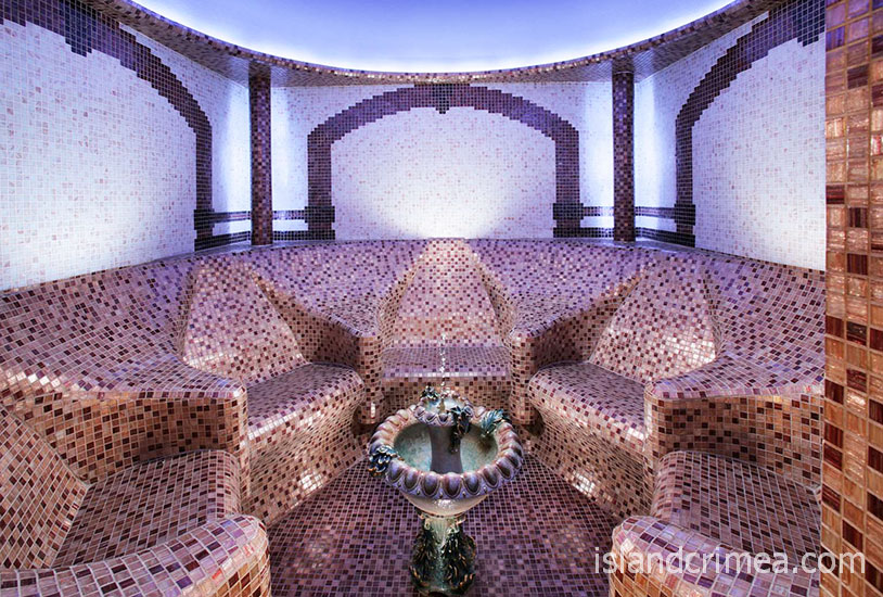 Respect Hall Resort & SPA, турецкая баня (хаммам)