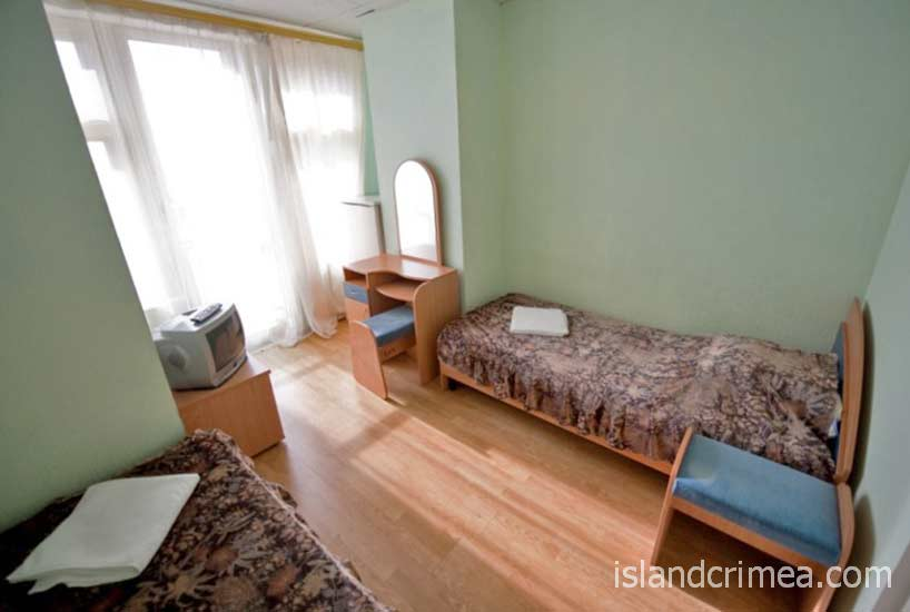 "Курортный комплекс ""Ripario Hotel Group"", номер Standart B"