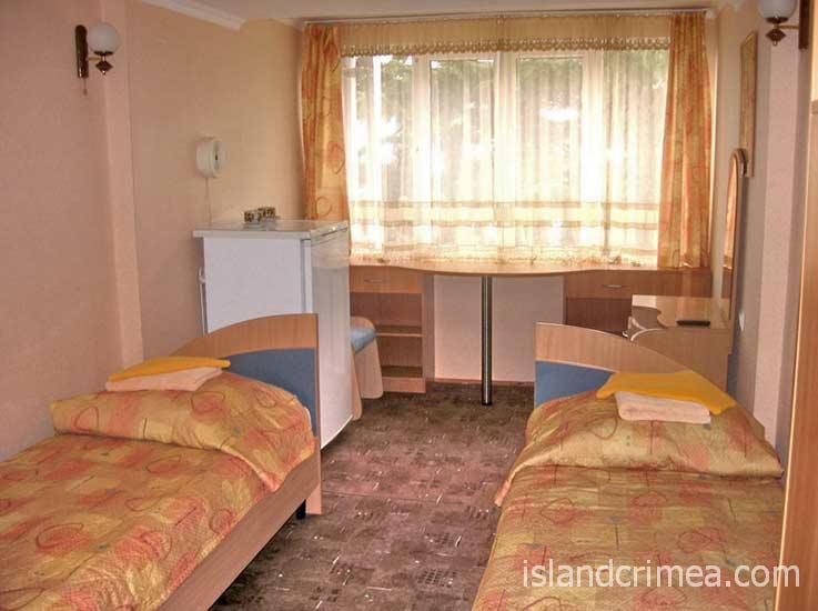 "Курортный комплекс ""Ripario Hotel Group"", номер Standart C"