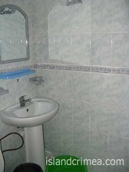 "Курортный комплекс ""Ripario Hotel Group"", номер Standart C, санузел"