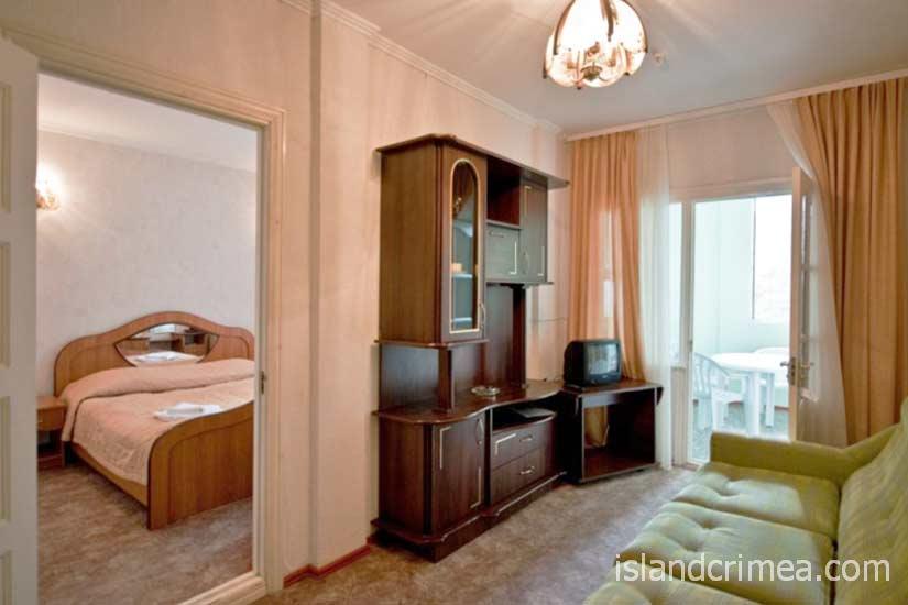 "Курортный комплекс ""Ripario Hotel Group"", номер 2-к Standart"