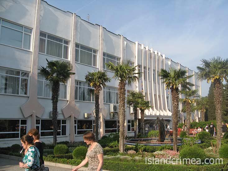 """Курортный комплекс """"Ripario Hotel Group"""", административный корпус"""