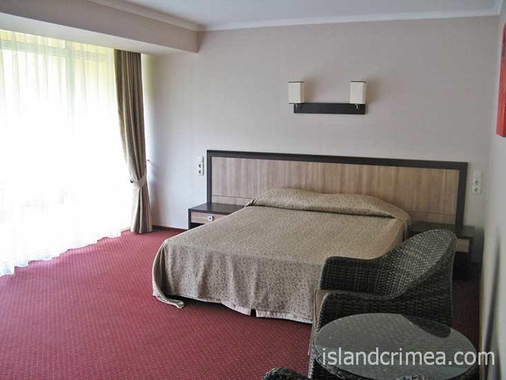 "Курортный комплекс ""Ripario Hotel Group"", номер Superior север"