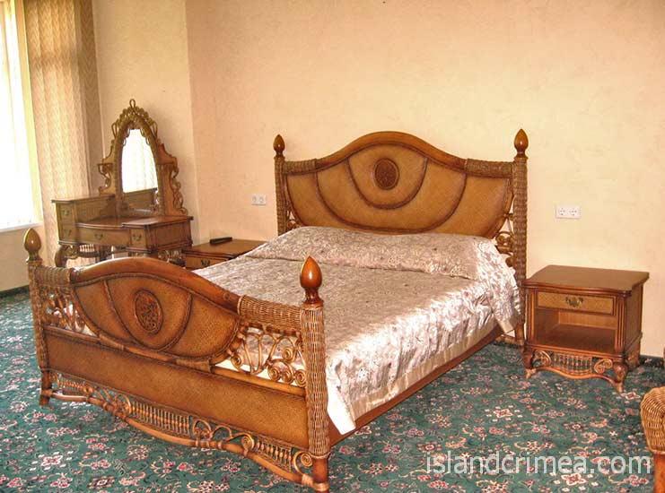"Курортный комплекс ""Ripario Hotel Group"", Apartment A, спальня"