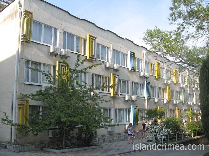 """Курортный комплекс """"Ripario Hotel Group"""", корпус 1"""