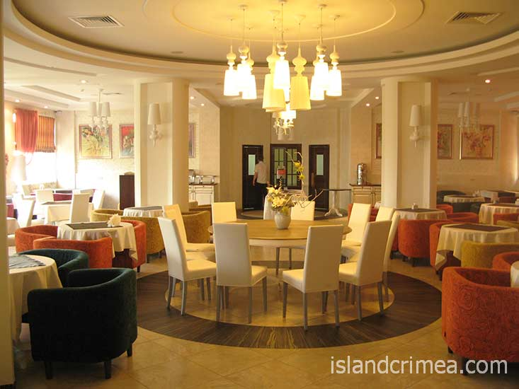 "Курортный комплекс ""Ripario Hotel Group"", ресторан Ripario Modern"
